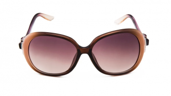 Vintage Elements 9056 Brown shaded Sunglass