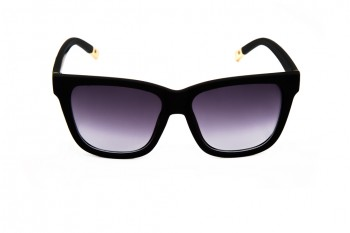 Vintage Elements XL037 Matt Black Sunglass