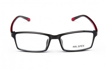 MR.SPEX 23121 Black Frame