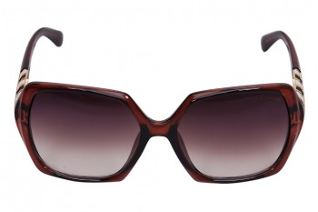 Vintage Elements 2801 Brown Sunglass