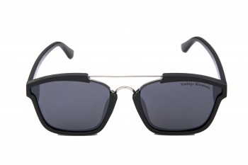 VINTAGE ELEMENTS 5143 Black Sunglass