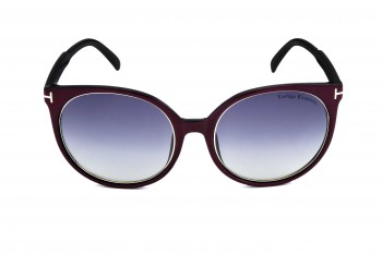 VINTAGE ELEMENTS 6241 cheery red Sunglass
