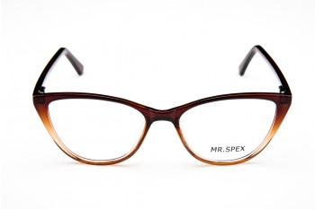 MR.SPEX JH1175 Brown Gradient Frame
