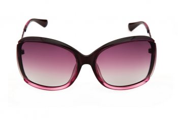 Vintage Elements 6009 Dark Purple Sunglass