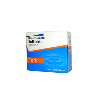 Bausch & Lomb SofLens Toric Monthly Disposable Lenses