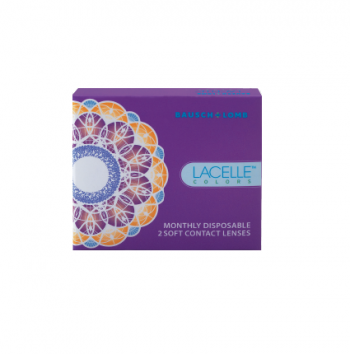 Bausch & Lomb Lacelle Monthly Disposable (2 lens pack)