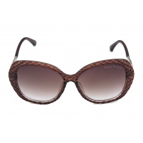 VINTAGE ELEMENTS 2326 Brown Sunglass
