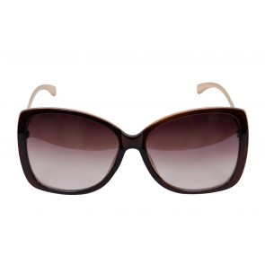 Vintage Elements 2838 Brown Sunglass