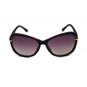 Vintage Elements 6008 Dark Purple Sunglass