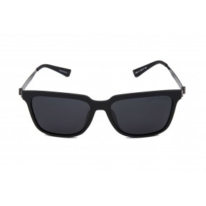VINTAGE ELEMENTS 6309 Matt Black Sunglass