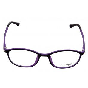 MR.SPEX HD6901 Matt purple Frame