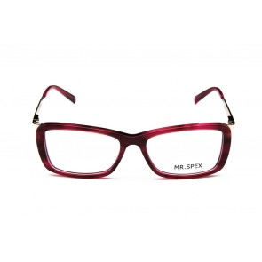 MR.SPEX 7507 Red Frame