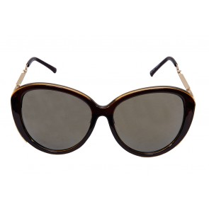 Vintage Elements 798 Brown Sunglass