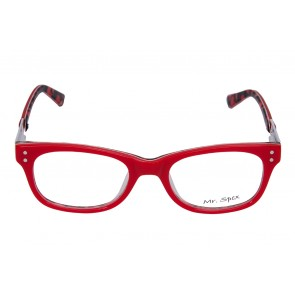 MR.SPEX 8042 Red Frame