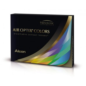 Ciba Vision Air Optix Colour Monthly Disposable Contact Lenses