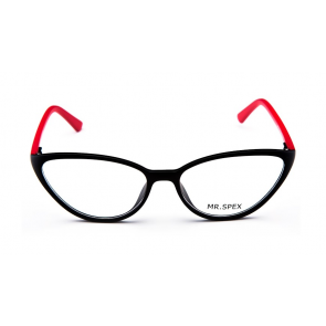 MR.SPEX JH1176 Matt Black Frame