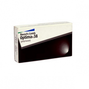 Bausch & Lomb Optima 38 Disposable Contact Lenses