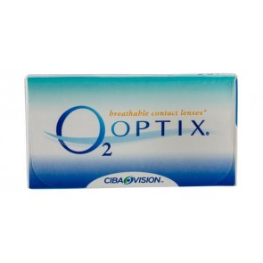 Ciba Vision O2 Optix Monthly Disposable Lenses