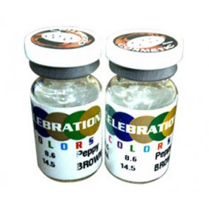 Celebration Disposable Clear Toric Contact Lenses