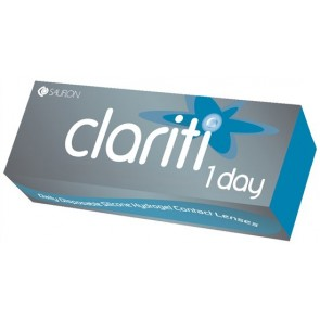 Coopervision Clariti 1 Day Disposable Contact Lenses