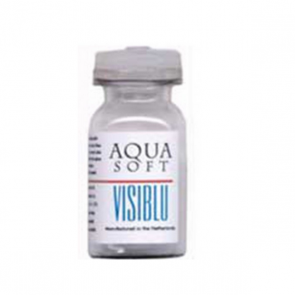Silklens Aquasoft Visiblu Contact Lenses