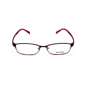MR.SPEX Z6855 Red Frame