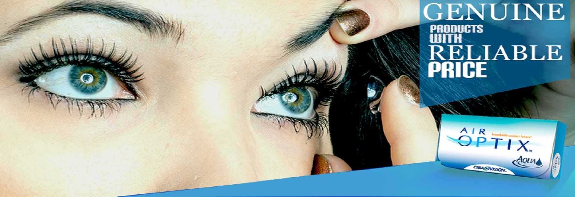 Rs. 200 coupon code for all on a purchase of two pairs of coloured lenses.