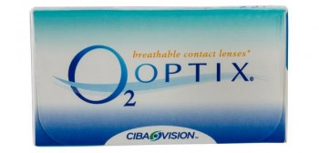 Alcon O2 Optix Monthly Disposable Lenses