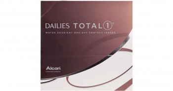 Dailies total 1 by Alcon Contact Lenses