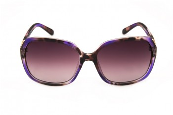 Vintage Elements 1507 PurplewithBrown Sunglass