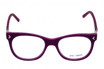 MR.SPEX 22058 Dark Purple Frame