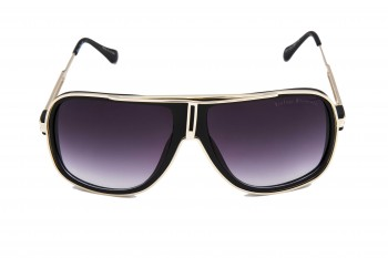 VINTAGE ELEMENTS 23072 Matt Black Sunglass