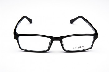 MR.SPEX 23117 Black Frame