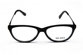 MR.SPEX RB25657 Purple Transparent Frame