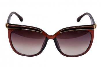 Vintage Elements 2822 Brown Sunglass