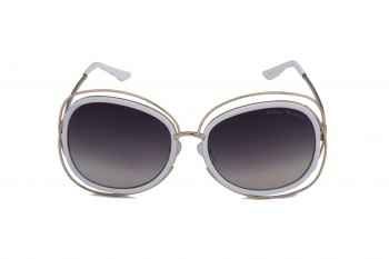 VINTAGE ELEMENTS 5288 white Sunglass