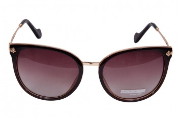 Vintage Elements 5824 Brown Sunglass