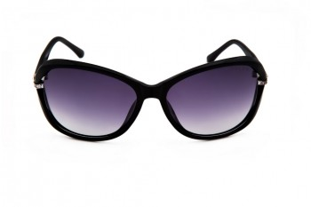 Vintage Elements 6008 Black Sunglass