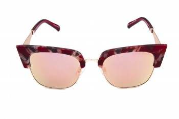 VINTAGE ELEMENTS 6253 red Sunglass