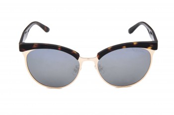 VINTAGE ELEMENTS 6582 Matt Black Sunglass