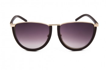 Vintage Elements 793 Dark Cherry/Golden Sunglass