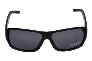 Vintage Elements 8040 Black Sunglass