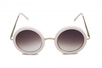 VINTAGE ELEMENTS 8721 cream Sunglass