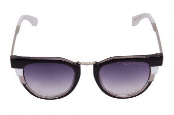 Vintage Elements 9626 Light Grey Sunglass