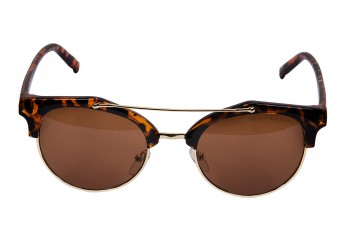 Vintage Elements S955 Brown Sunglass