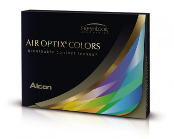 Alcon Air Optix Colour Monthly Disposable Contact Lenses