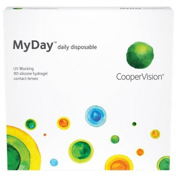 MyDay Daily Disposable CooperVision