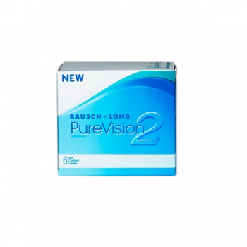 Bausch & Lomb Purevision 2 Disposable Contact Lenses
