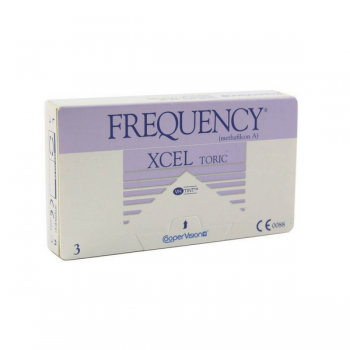 Cooper Vision Frequency Xcel Toric XR Contact Lenses (Delivery in 60 Days)
