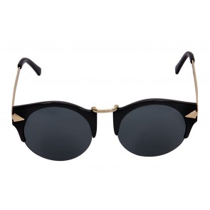 Vintage Elements 1058 Black Sunglass